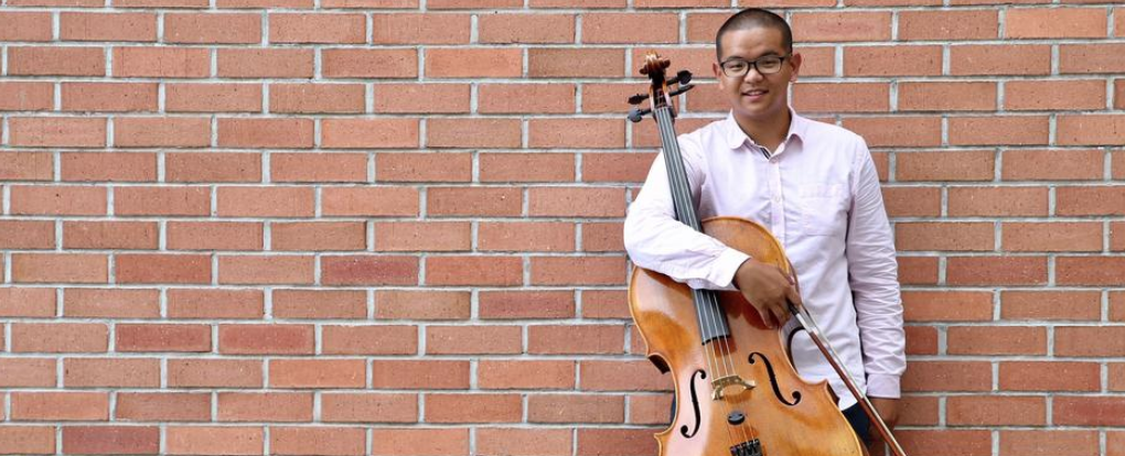 Holiday Tune Ignited Teenager's Love For The Cello, And Seven Other Instruments