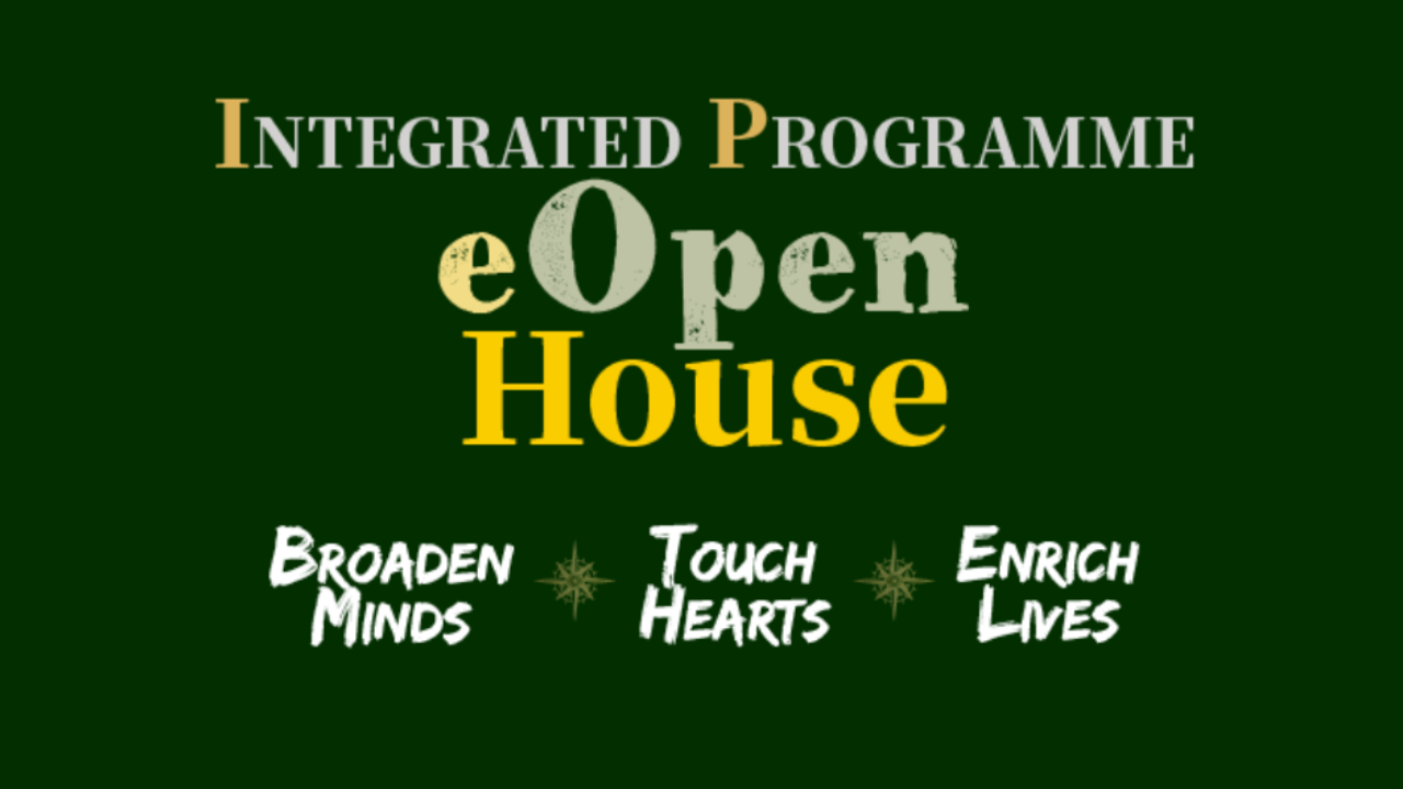 Integrated Programme eOpen House