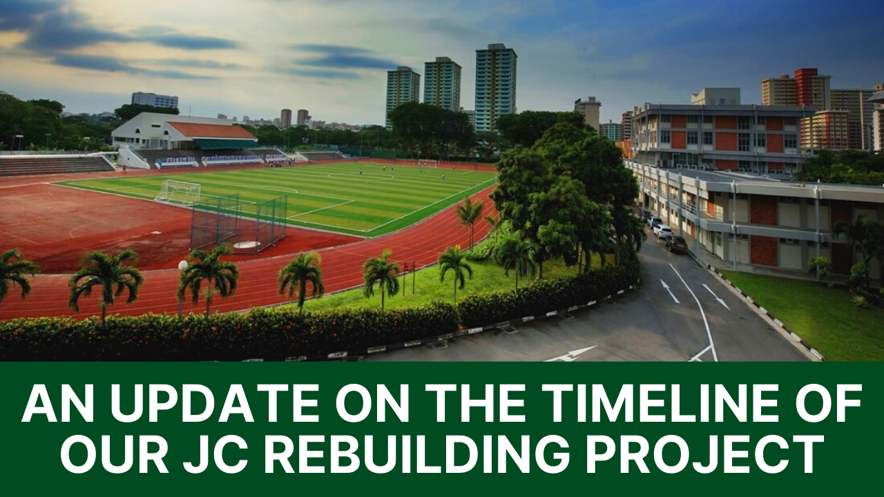 Update on Timeline of Rebuilding Project for TJC